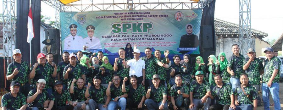 Semarak Pagi Kota Probolinggo (SPKP) Kec. Kademangan Tahun 2019