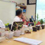 Kegiatan Desk Evaluasi Kinerja Triwulan I Tahun 2021